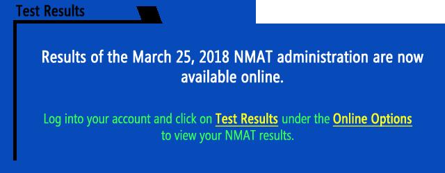 Test Results Advisory