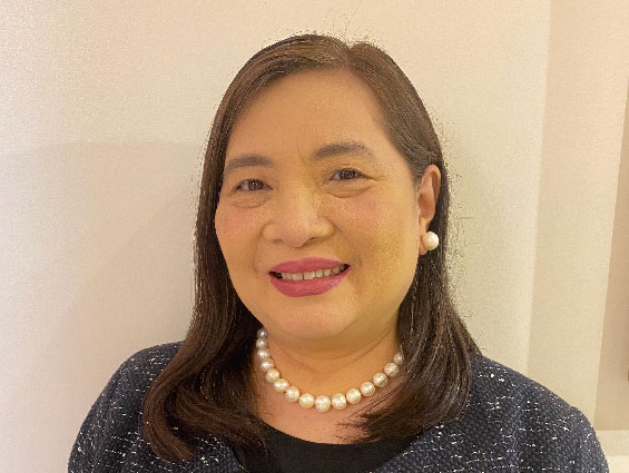 Dr. Grace H. Aguiling-Dalisay - 5th CEM President & CEO