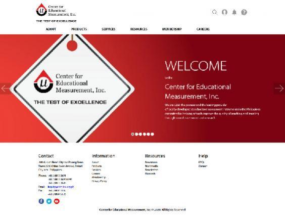 CEM Website - www.cem-inc.org.ph