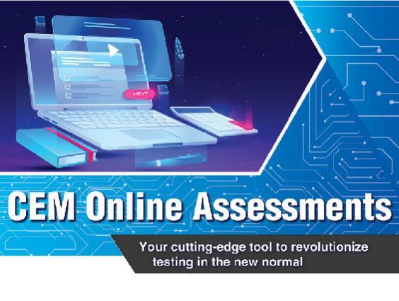 CEM Online Assessments