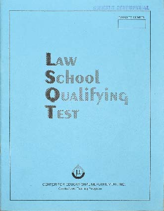 Law School Qualifying Test (LSQT)
