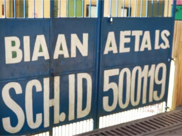 Biaan Aeta Integrated School