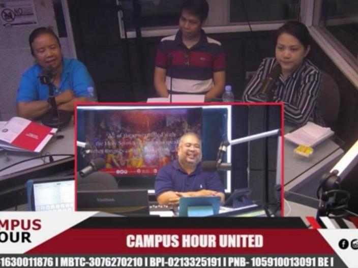 Campus Hour United with the Center for Educational Measurement, Inc. Pilot Episode
