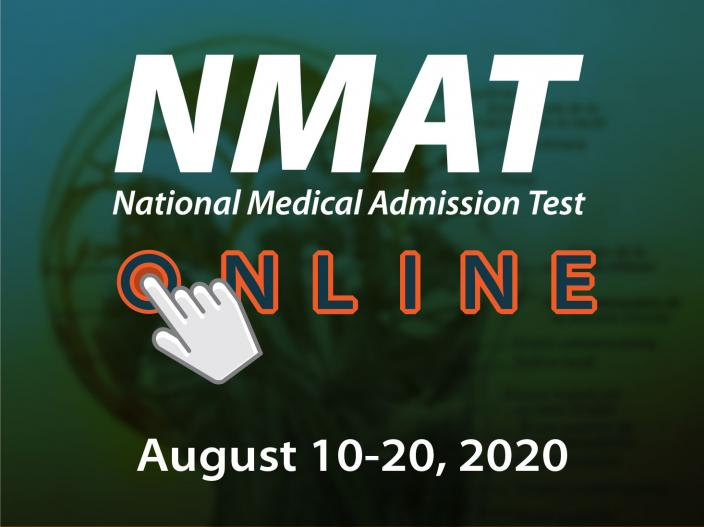 NMAT Online - August 10-20, 2020