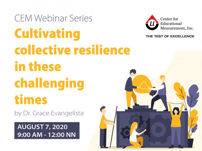 CEM Webinar 02 - Cultivating collective resilience in these challenging times