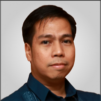 Jason V. Moseros, Test Development Section & Achievement Tests Unit Head