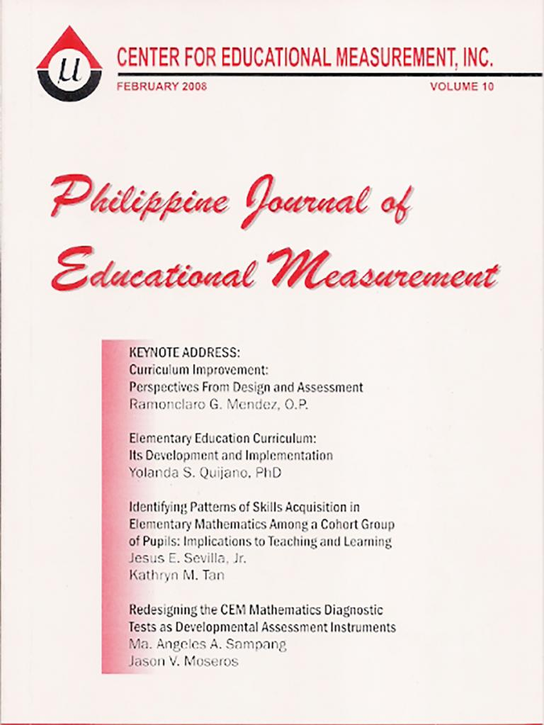 PJEM Volume X, Issue 01
