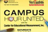 Campus Hour United with the Center for Educational Measurement, Inc.