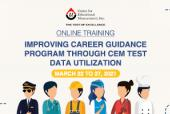 Improving Career Guidance Program through CEM Test Data Utilization