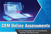 CEM Announces Roster of Its Standardized Online Tests