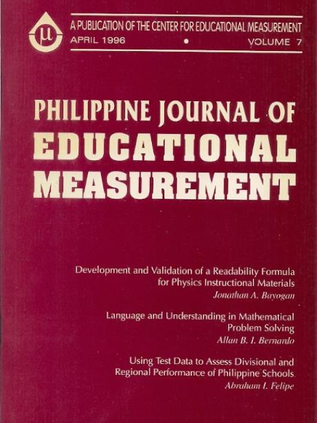 PJEM Volume VII, Issue 01