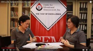 CEM on Air - Episode 19: Stress Management (Part 1)