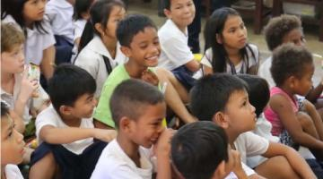 CEM School-Based Storytelling and Reading Outreach Activity