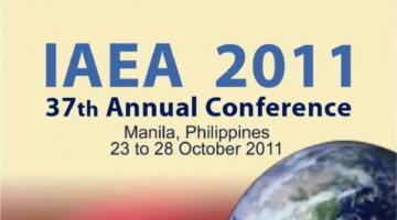 IAEA 2011 - 37th Annual Conference