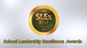 2017 CEM School Leadership Excellence (SLEx) Awards
