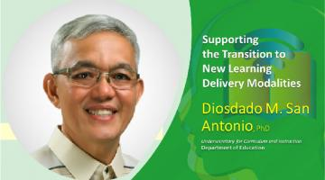 Supporting the Transition to New Learning Delivery Modalities